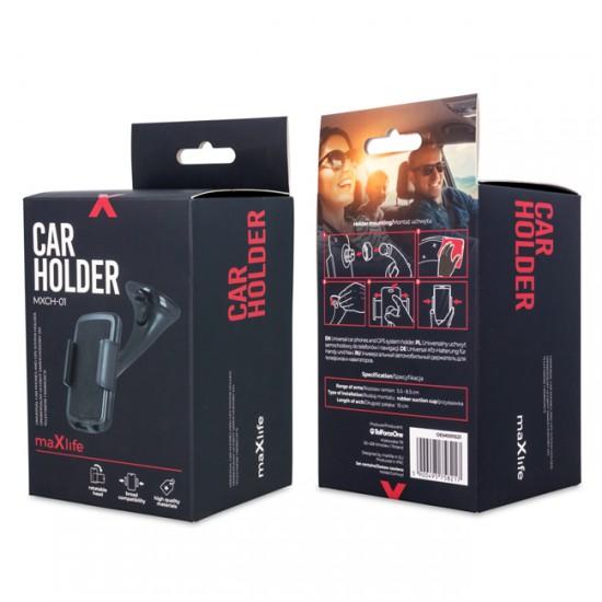 Car Holder Maxlife MXCH-01, Black