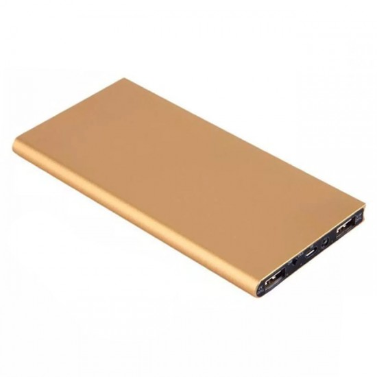 External Battery Power Bank MBX 20000 mAh, Gold
