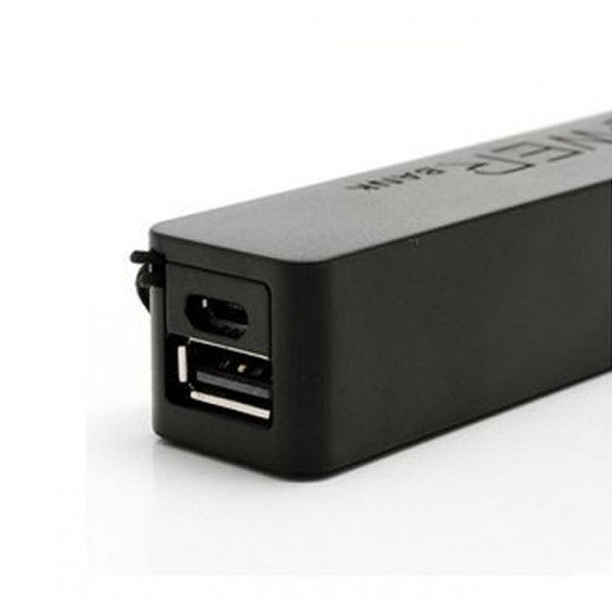 External Battery Power Bank bSmart 2600 mAh, Black