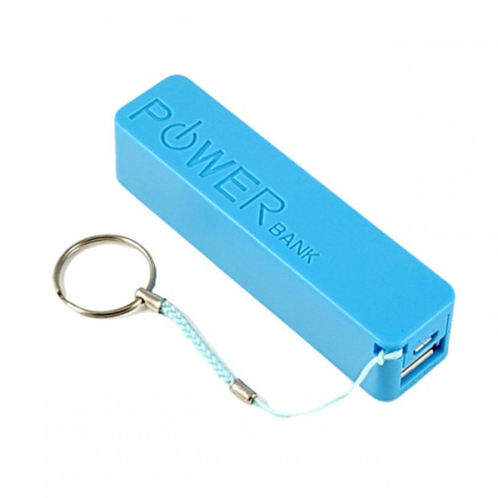 Външна батерия Power Bank bSmart 2600 mAh, Синя